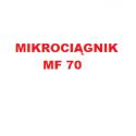 Mikrociągnik MF 70